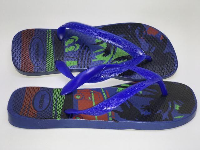 Sandálias havaianas masculino no atacado - Foto 6