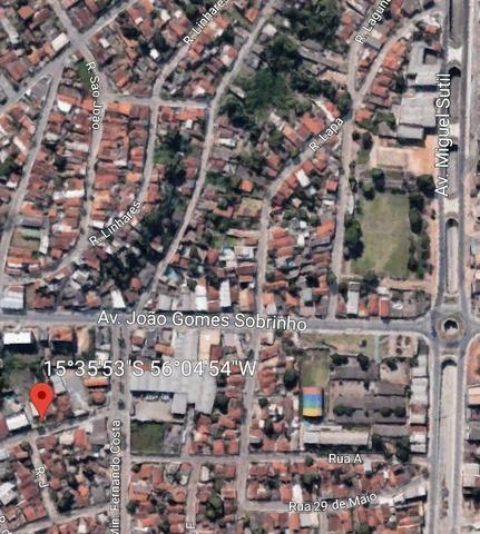 Vende-se terreno com 1.416m2 bairro areão - Foto 12
