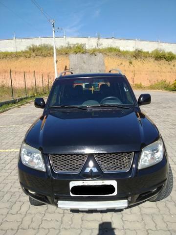 Pajero TR4 2012 automático, completo, GNV, 2° dono!