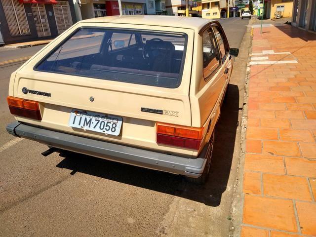 VW Gol BX 1985/86 restaurado - Foto 13