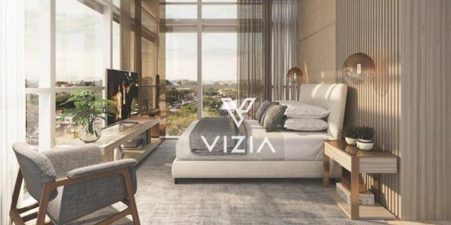 Cobertura com 4 dormitórios à venda, 417 m² por R$ 6.850.788,00 - Cabral - Curitiba/PR - Foto 4