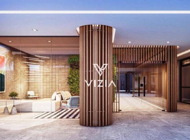 Apartamento à venda, 112 m² por R$ 936.239,00 - Cabral - Curitiba/PR - Foto 3