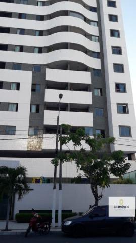 Apto 98m² na Ponta Verde próx a Tantã, 3 quartos, 1 suíte, DCE lazer por 540 mil !! - Foto 3