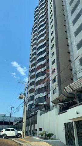 Apartamento com 4 dormitórios à venda, 216 m² por R$ 970.000,00 - Parque Monjolo - Foz do