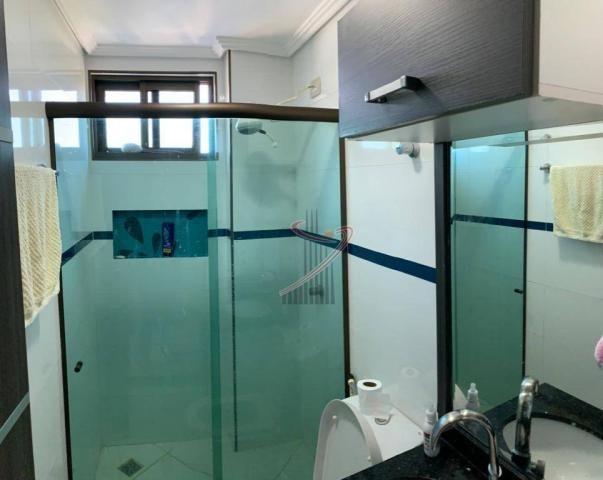 Apartamento com 4 dormitórios à venda, 216 m² por R$ 970.000,00 - Parque Monjolo - Foz do  - Foto 18