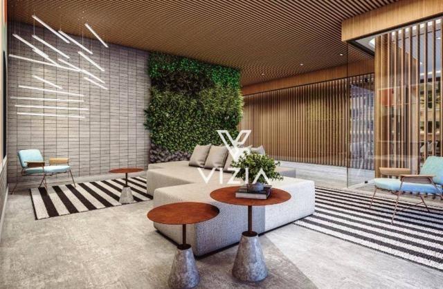 Apartamento à venda, 112 m² por R$ 936.239,00 - Cabral - Curitiba/PR - Foto 4