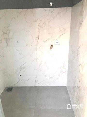 Casa com 3 dormitórios à venda, 105 m² por R$ 480.000,00 - Jardim Real - Maringá/PR - Foto 15
