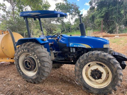 New Holland TT 4030 - Foto 2