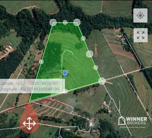 Sítio à venda, 242000 m² por R$ 3.500.000,00 - Rural - Mandaguaçu/PR - Foto 15