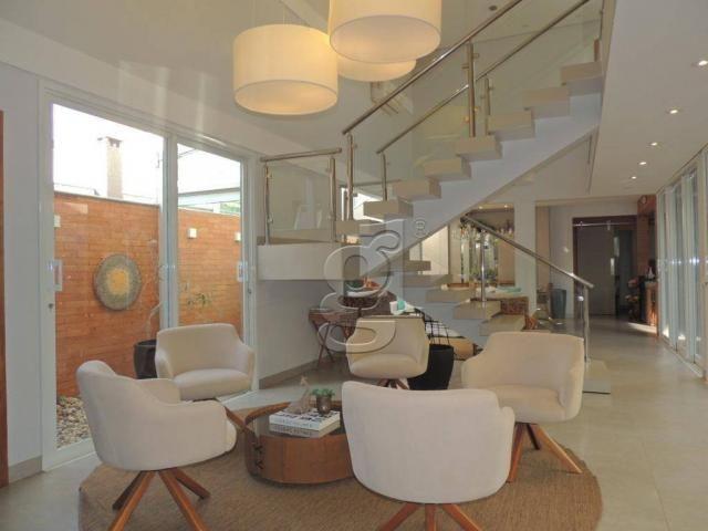 Sobrado com 3 dormitórios à venda, 290 m² por R$ 1.399.000,00 - Condomínio Royal Forest -  - Foto 2