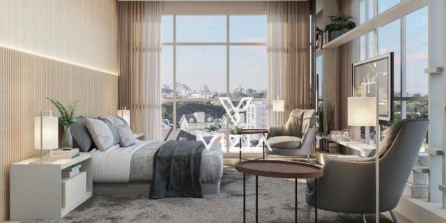 Cobertura com 4 dormitórios à venda, 417 m² por R$ 6.850.788,00 - Cabral - Curitiba/PR - Foto 2