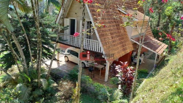 Casa com 5 dormitórios à venda, 250 m² por R$ 890.000,00 - Àguas de Igaratá - Igaratá/SP - Foto 2
