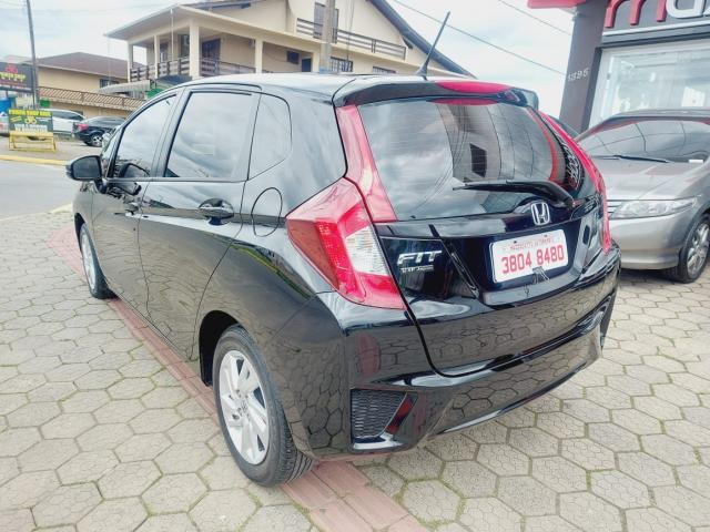 Honda Fit LX 1.5 Flexone 16V 5p Aut. - Foto 4