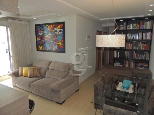 Apartamento com 3 dormitórios à venda, 69 m² por R$ 315.000,00 - Edifício Garden Ecologic  - Foto 5