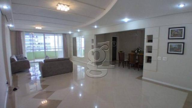 Apartamento com 4 dormitórios para alugar, 230 m² por R$ 3.900,00/mês - Edifício Paranoá - - Foto 3