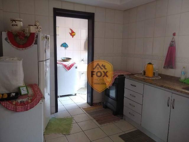 Sobrado com 3 dormitórios à venda, 134 m² por R$ 435.000,00 - Cajuru - Curitiba/PR - Foto 4