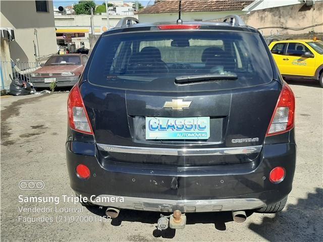 Chevrolet Captiva 3.0 sidi awd v6 24v gasolina 4p automático - Foto 4