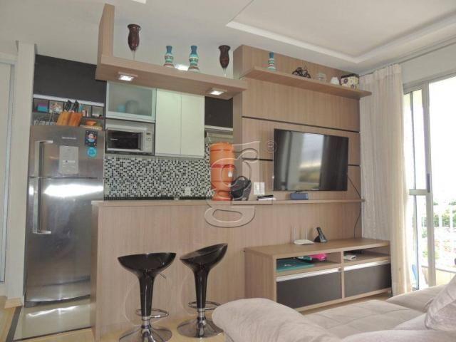 Apartamento com 3 dormitórios à venda, 69 m² por R$ 315.000,00 - Edifício Garden Ecologic  - Foto 8