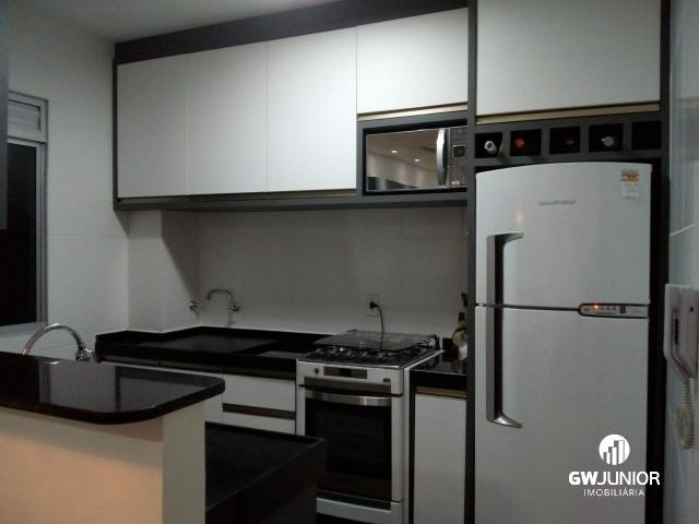 Apartamento à venda com 2 dormitórios em Vila nova, Joinville cod:705