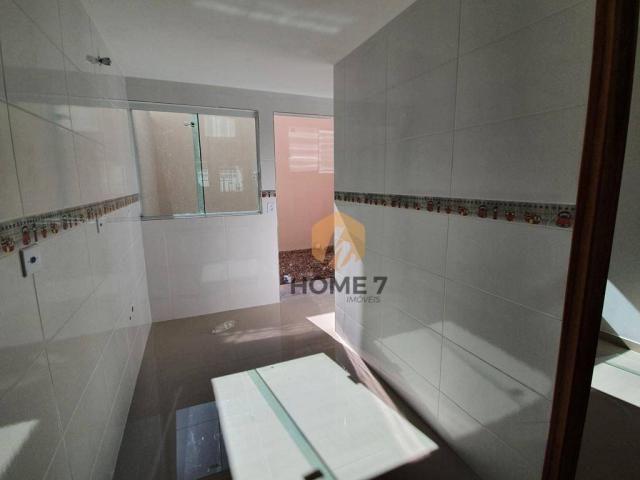 Sobrado à venda, 90 m² por R$ 320.000,00 - Sítio Cercado - Curitiba/PR - Foto 9