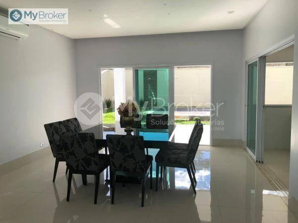 Casa com 4 dormitórios à venda, 350 m² por R$ 1.700.000,00 - Condomínio do Lago - Goiânia/ - Foto 3