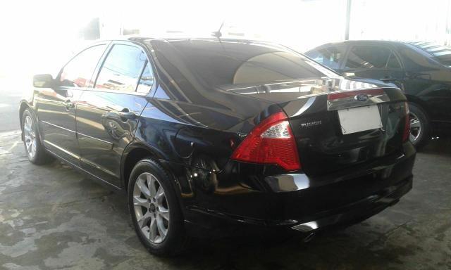 Fusion Sel 4x4 FWD 3.0 V6 243 cv AT Preto 2012 - Foto 6