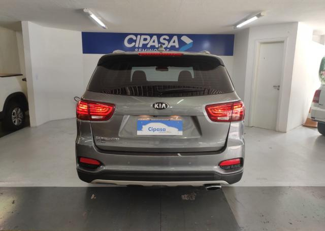 Kia Motors Sorento 2.4 16V Gasolina Ex 7L Automatico 4P - Foto 5