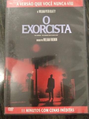 DVD O Exorcista (com cenas inéditas)