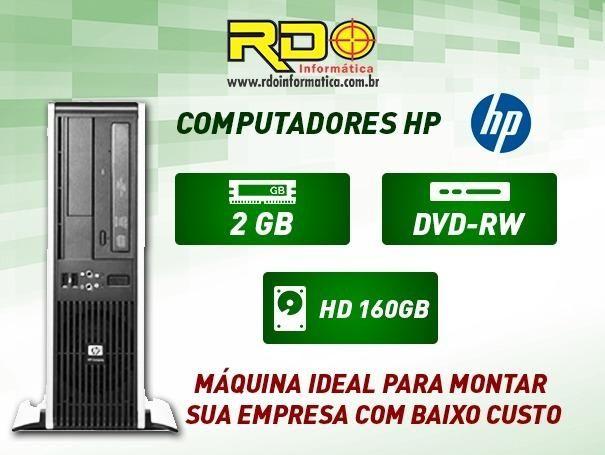 Computador Cpu Barato Dell HP Lenovo Dual Core