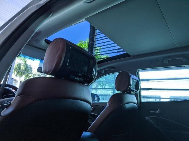 SANTA FÉ 2015/2016 3.3 MPFI 4X4 7 LUGARES V6 270CV GASOLINA 4P AUTOMÁTICO - Foto 12