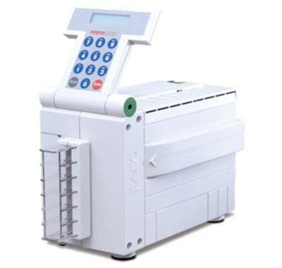 Máquina de preencher cheque PertoCheck