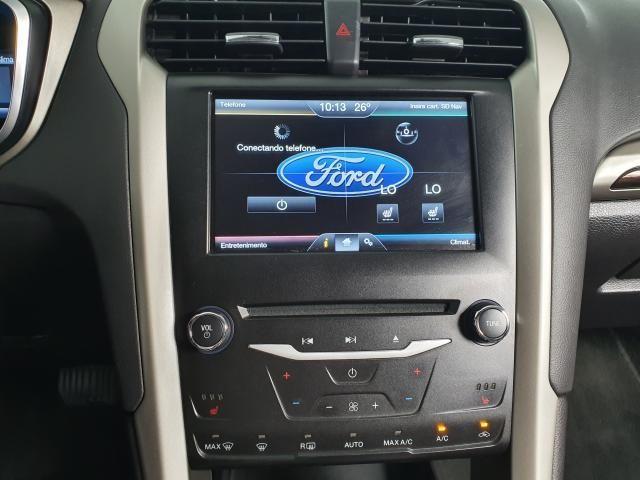 Ford Fusion 2.5L I-VCT Flex Aut. - Prata - 2014 - Foto 10