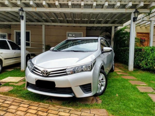 Toyota Corolla automático IPVA TOTAL PAGO - Foto 3