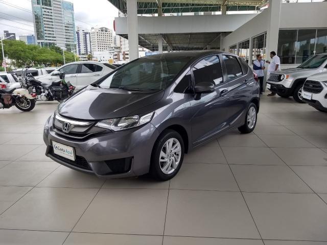 HONDA FIT 2016/2017 1.5 LX 16V FLEX 4P AUTOMÁTICO - Foto 2