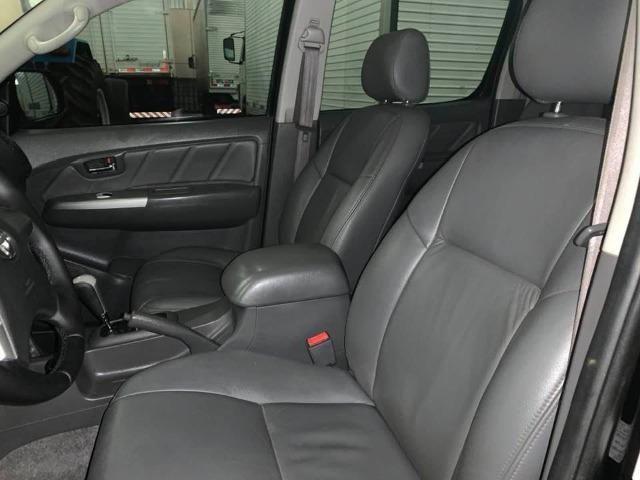 Toyota Hilux SRV 3.0 SRV 4X4 Aut 2012 - Foto 5