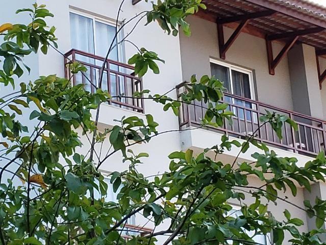 Apartamento mobiliado completo 2 quartos vista mar 100 mt do centro do cumbuco ce brasil - Foto 15