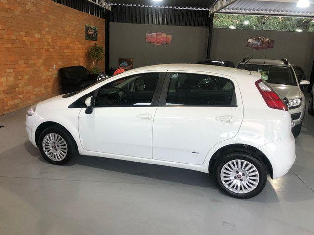Fiat Punto Atracitve único dono 1.4 2012 - Foto 7