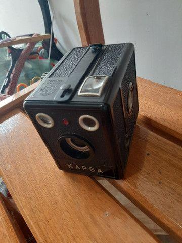 Camera Filmadora Antiga - Foto 4
