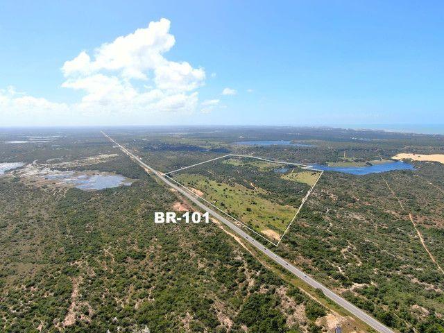Área - Fazenda - Barra Maxaranguape