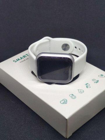 Smartwatch Relógio Inteligente Y68 novo - Foto 5