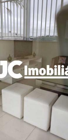 Apartamento à venda com 3 dormitórios em São cristóvão, Rio de janeiro cod:MBAP33401 - Foto 17