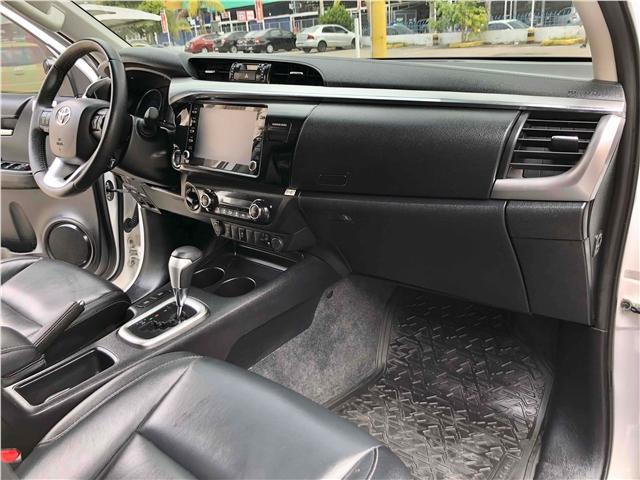Toyota Hilux 2.7 srv 4x4 cd 16v flex 4p automático - Foto 9