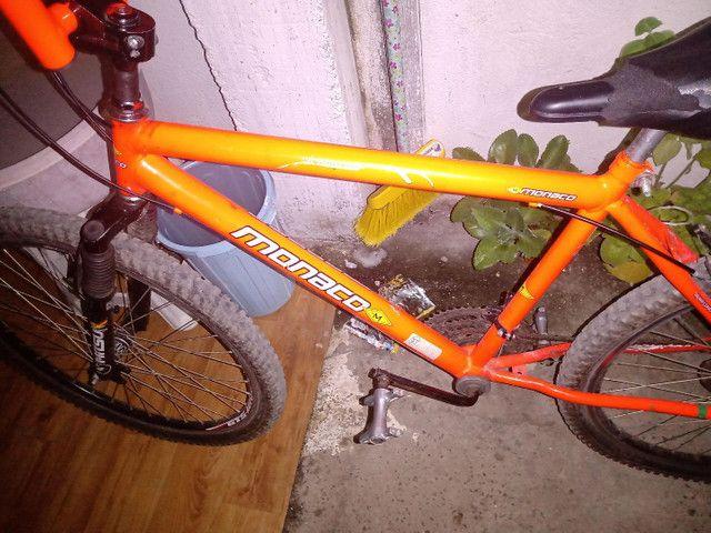 Bicicleta monarco aro 26 - Foto 4