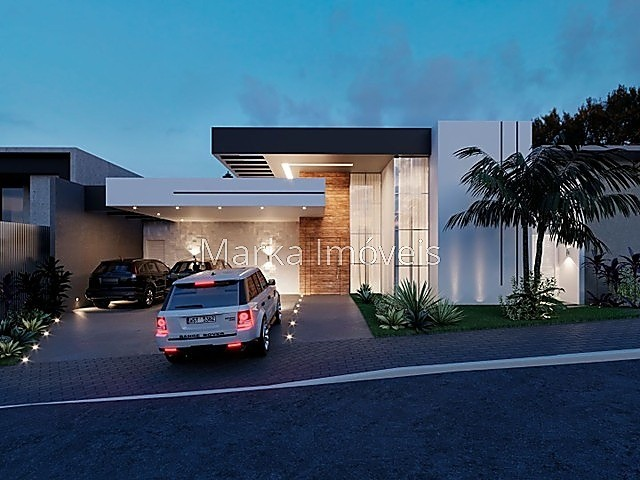 Casa  Linear  -  Residencial  Alvim