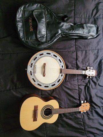 Cavaquinho e Banjo - Foto 4