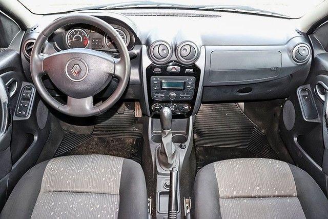 Renault Logan Expression 1.6 Branco - Foto 6