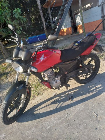 Titan 150 CG vermelha  - Foto 2