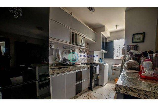 Apartamento com 2 dormitórios à venda, 56 m² por R$ 239.900,00 - Vila Jaraguá - Goiânia/GO - Foto 5