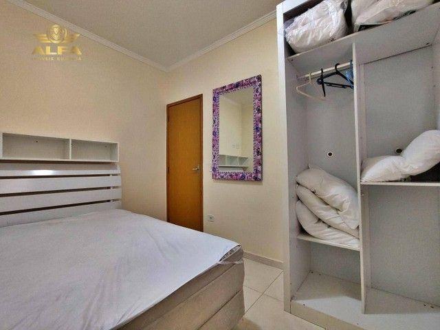 Sobrado na praia, 3 dormitórios, 1 suíte, 1 vaga, Espaço gourmet, Tombo, Guarujá. - Foto 20