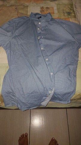 Camisa social N5 - Foto 2
